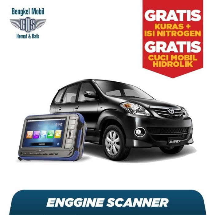 Engine Scan Free Cuci Mobil