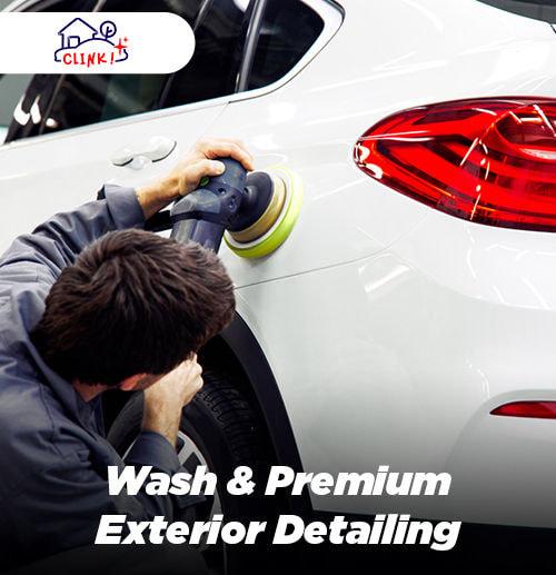 Wash & Premium Exterior Detailing