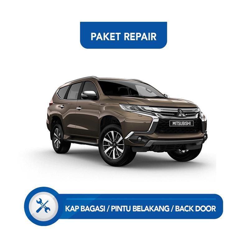 Subur OTO Paket Jasa Reparasi Ringan & Cat Mobil for Pajero [Kap Bagasi dan Pintu Belakang]