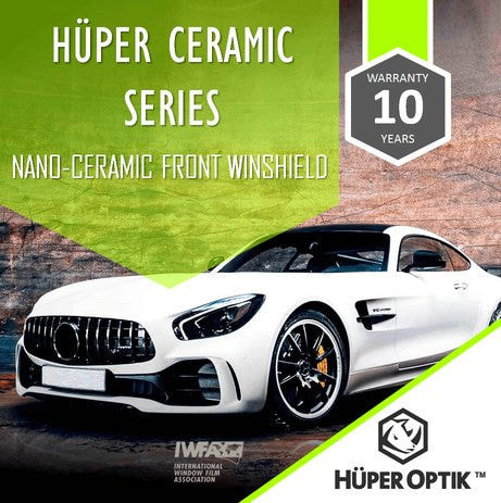 Kaca Depan/Front Windshield Huper Ceramic