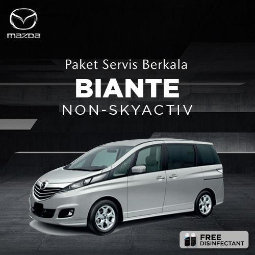 Servis Berkala Mazda Biante Non Skyactiv