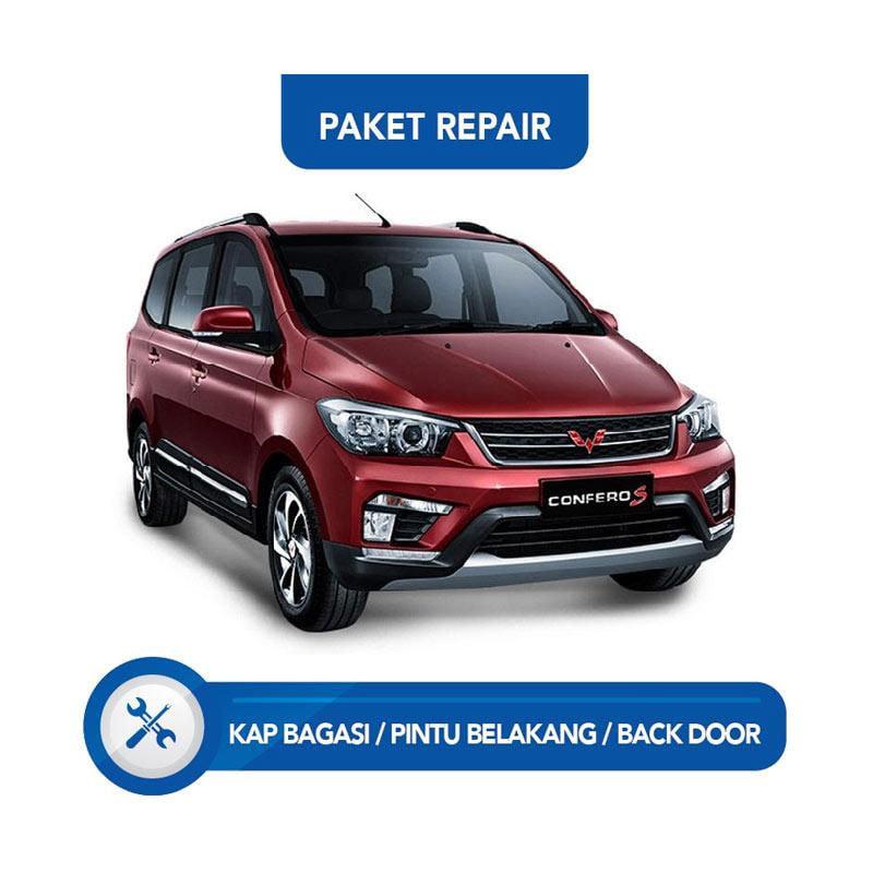 Subur OTO Paket Jasa Reparasi Ringan & Cat Kap Bagasi - Pintu Belakang for Mobil Wuling Confero