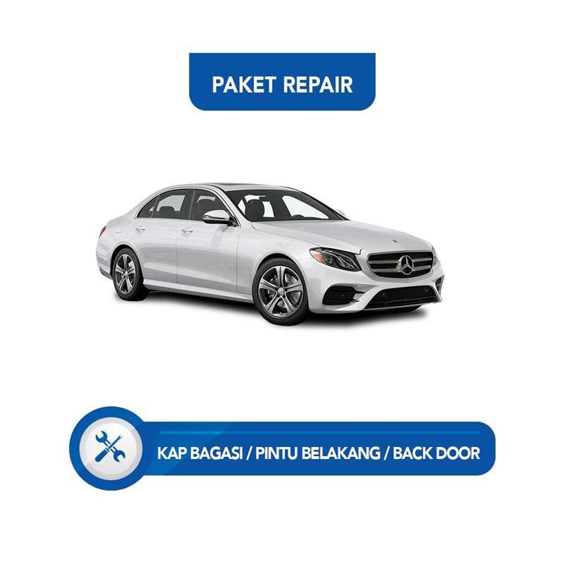Subur OTO Paket Jasa Reparasi Ringan & Cat Kap Bagasi - Pintu Belakang Mobil for Mercedes Benz E Class