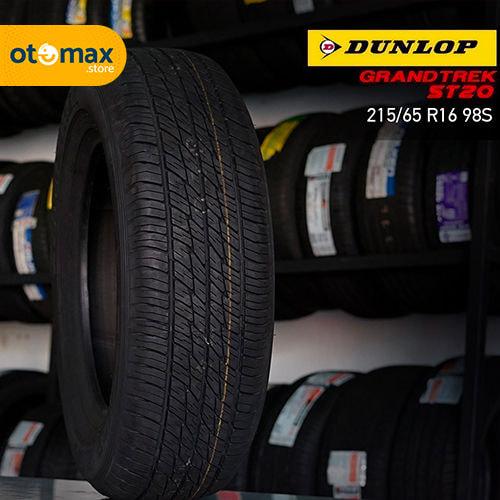 Dunlop-Grantrek ST20 215/65 R16 [Terios]