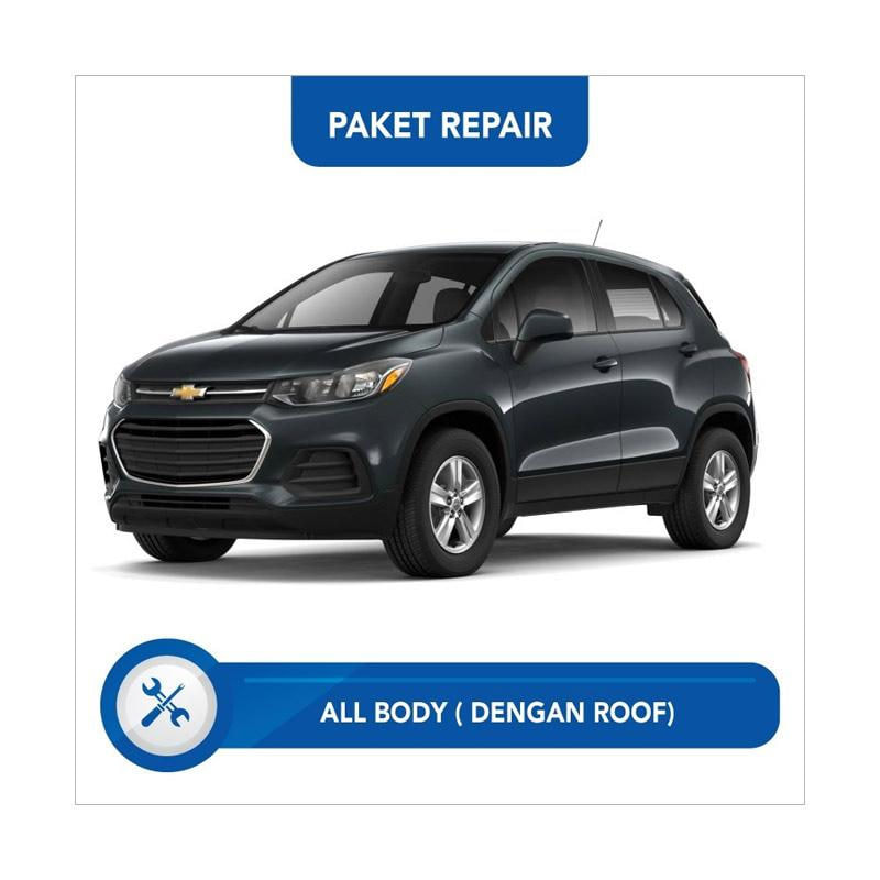 Subur OTO Paket Jasa Reparasi Ringan & Cat Mobil for Chevrolet Captiva [All Body]