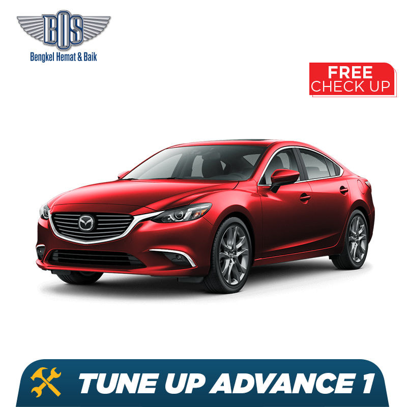 Service Tune Up Advance + Free Check-Up 58 Komponen Kendaraan
