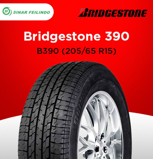 Bridgestone B390 205/65 R15