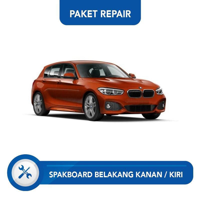 Subur OTO Paket Jasa Reparasi Ringan & Cat Spakbor Belakang Kanan atau Kiri for Mobil BMW 1 Series