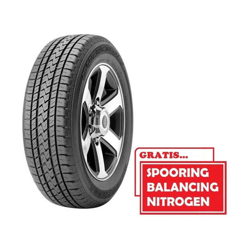 Bridgestone Dueler H/L D683 235/70 R15 103S SP Ban Mobil [Ambil Di Tempat & Gratis Pemasangan]