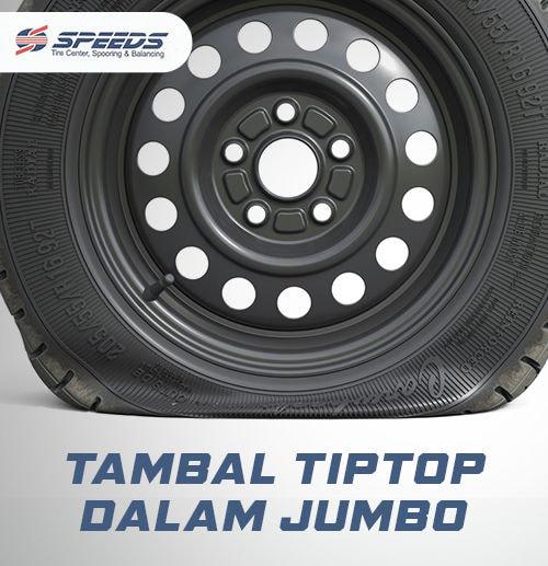 Tambal TIPTOP (Dalam) Jumbo