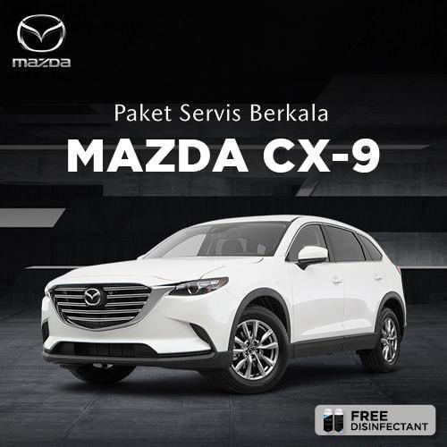 Servis Berkala Mazda CX-9