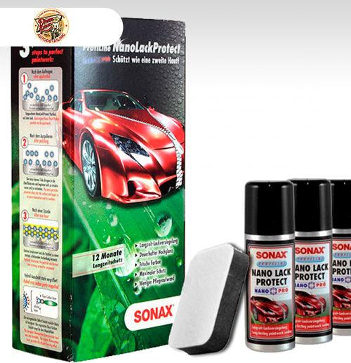 Sonax Nano Paint Protect