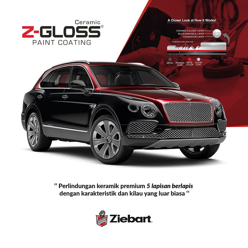 Ziebart Nano Ceramic Z-Gloss Premium Coating