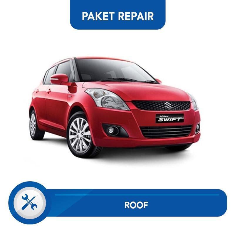 Subur OTO Paket Jasa Reparasi Ringan & Cat Roof Mobil for Suzuki Swift