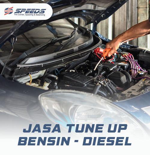 Jasa Tune Up (Bensin/Diesel)