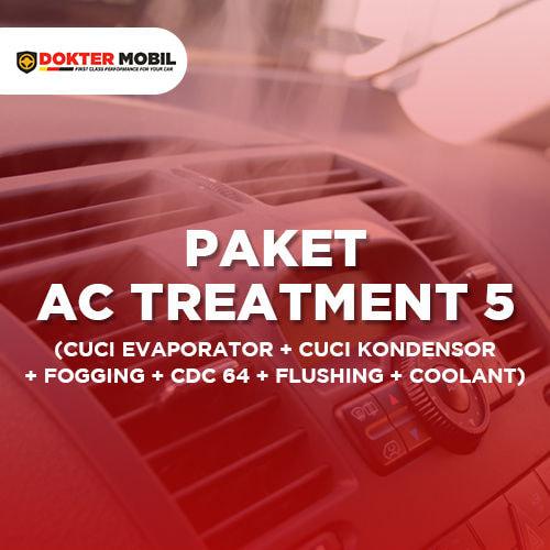Paket AC Treatment 5