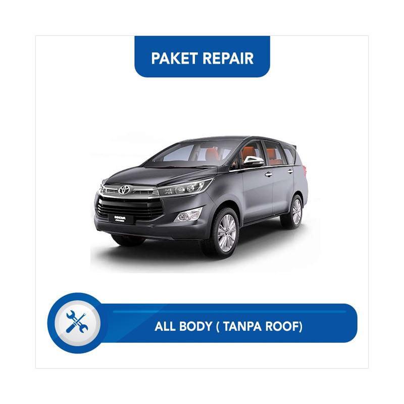 Subur OTO Paket Jasa Reparasi & Cat Mobil for Toyota Innova [All Body Tanpa Roof]