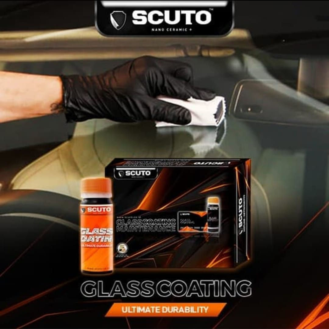Scuto Glass Coating