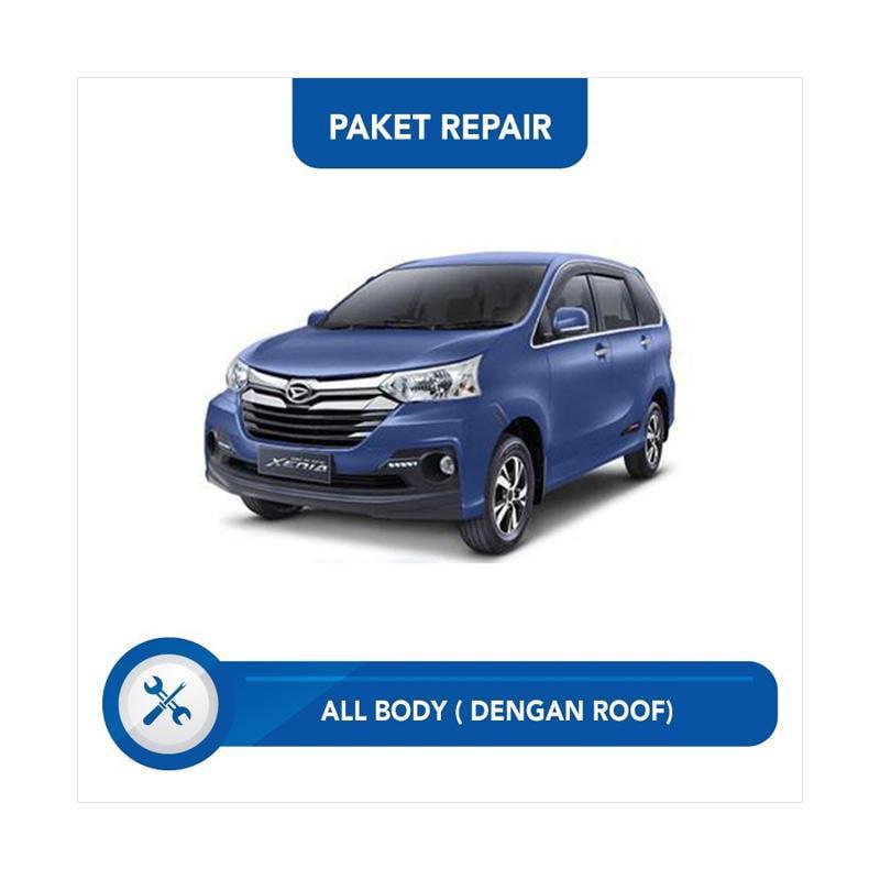 Subur OTO Paket Jasa Reparasi Ringan & Cat Mobil for Daihatsu Xenia [All Body]
