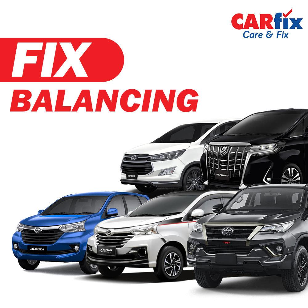 Balancing FIX