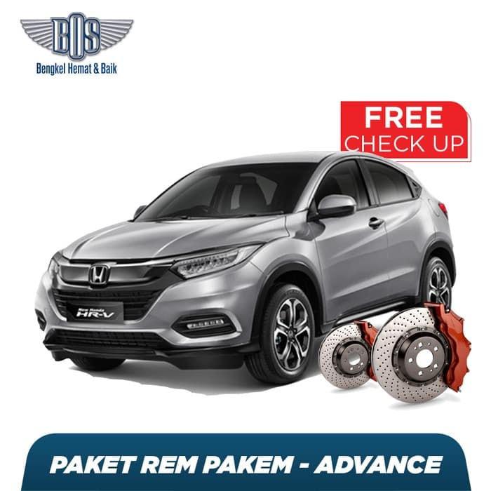 Paket Pakem Advance Free Check-Up 58 Komponen Kendaraan