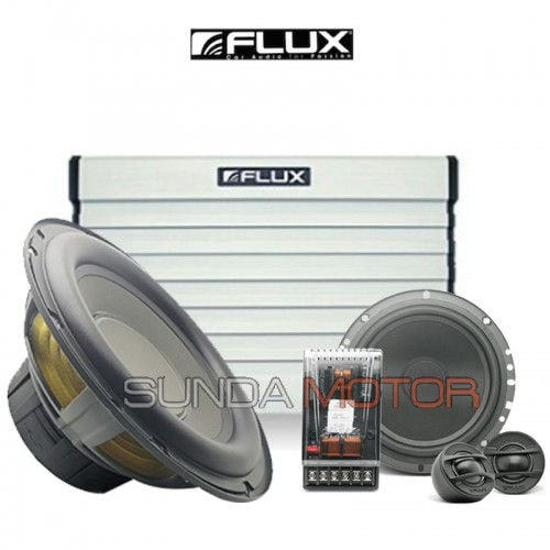 Paket Audio 2 Ways Flux FS 260