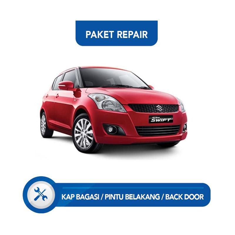 Subur OTO Paket Jasa Reparasi Ringan & Cat Kap Bagasi - Pintu Belakang for Mobil Suzuki Swift