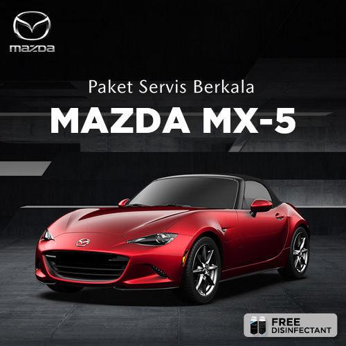 Servis Berkala Mazda MX-5