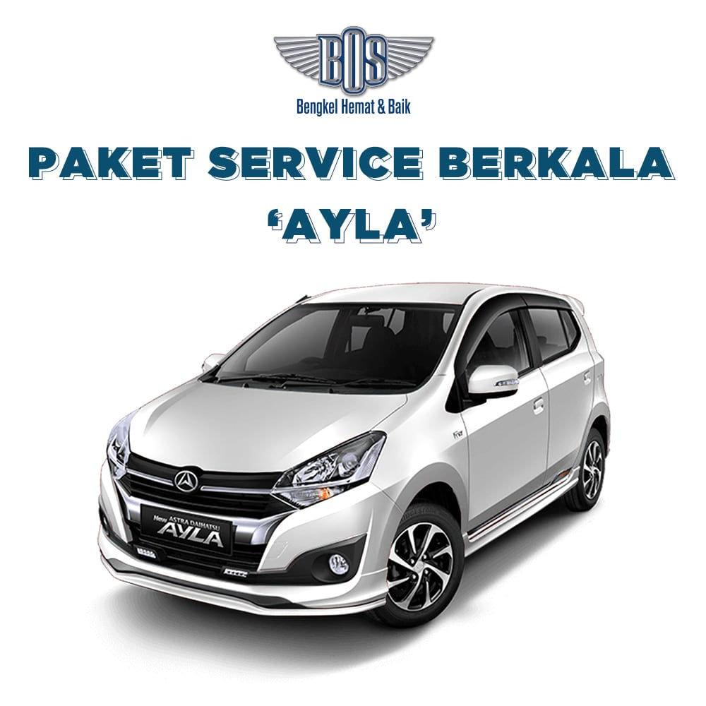 Paket Service Berkala Ayla