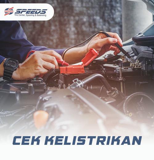 Cek Kelistrikan/Elektrik (Jakarta Utara)