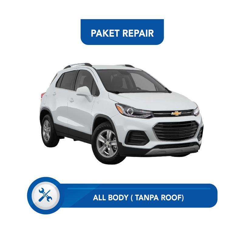 Subur OTO Paket Jasa Reparasi & Cat Mobil for Chevrolet Trax [All Body Tanpa Roof]