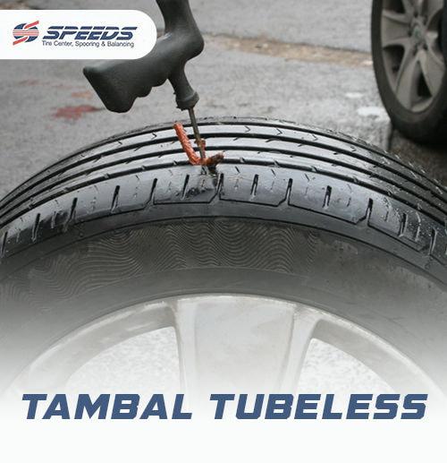 Tambal Ban Tubeless (Jakarta Utara)
