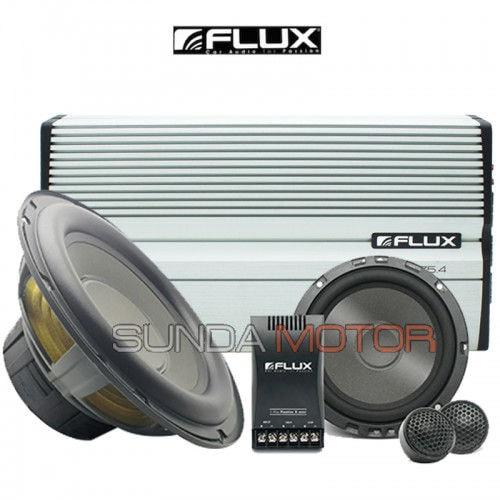 Paket Audio 2 Ways Flux Neo
