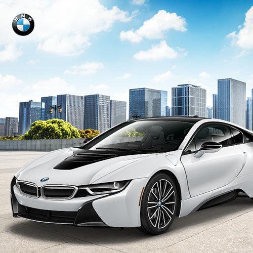Paket Warranty Extend (BRI) & Paket Service Extend (BSI) BMW I8