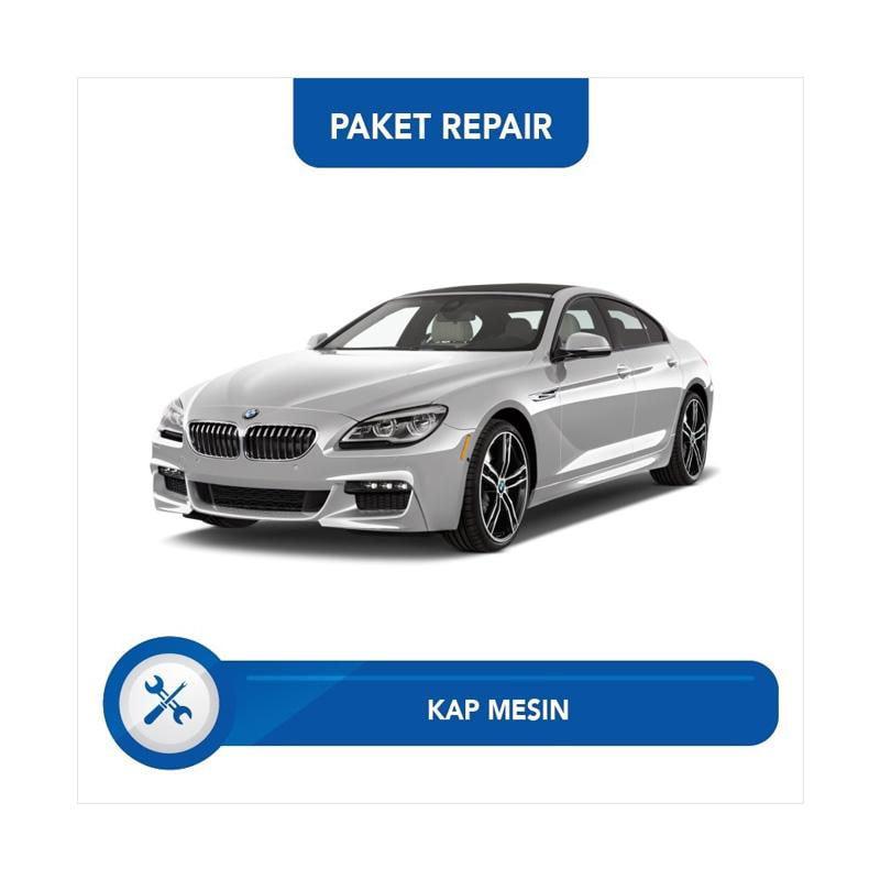 Subur OTO Paket Jasa Reparasi Ringan & Cat Mobil for BMW 6 Series [Kap Mesin]