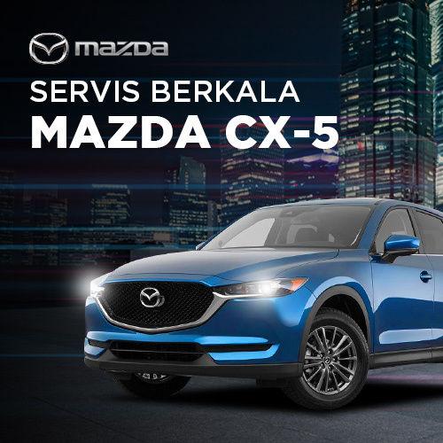 Servis Berkala Mazda CX-5