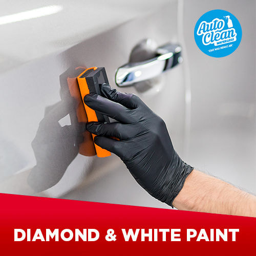 Paket Diamond  & White Paint
