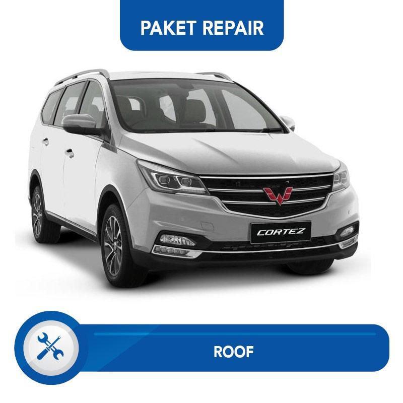 Subur OTO Paket Jasa Reparasi Ringan & Cat Roof Mobil for Wuling Cortez