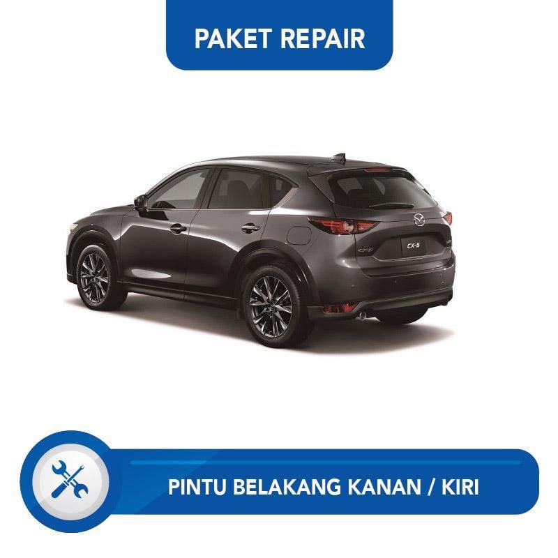 Subur OTO Paket Jasa Reparasi Ringan & Cat Mobil for Mazda CX5 [Pintu Belakang Kanan atau Kiri]