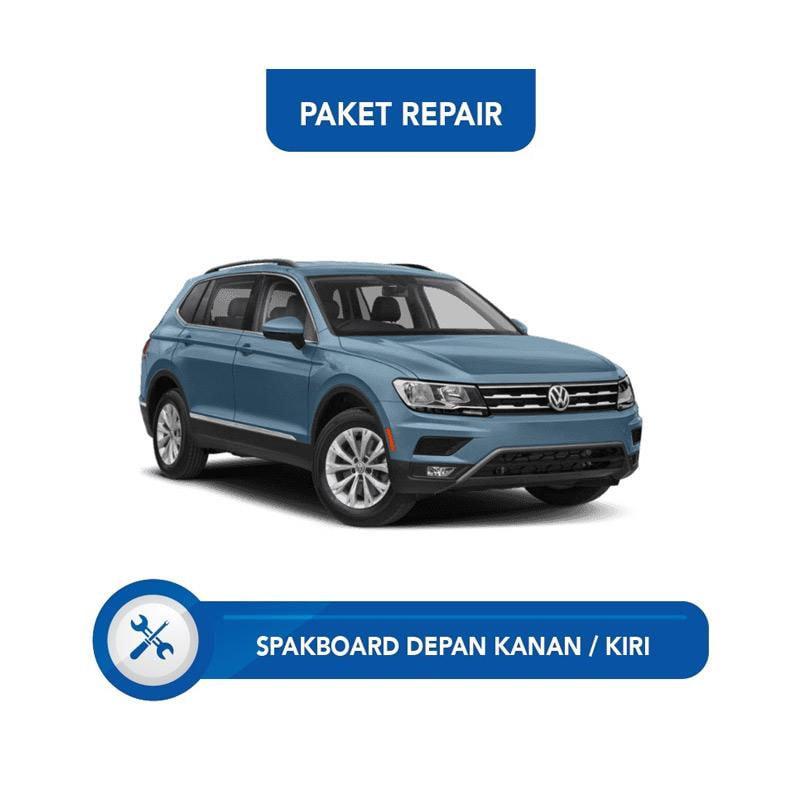 Subur OTO Paket Jasa Reparasi Ringan & Cat Mobil for Tiguan [Spakbor Depan Kanan or Kiri]