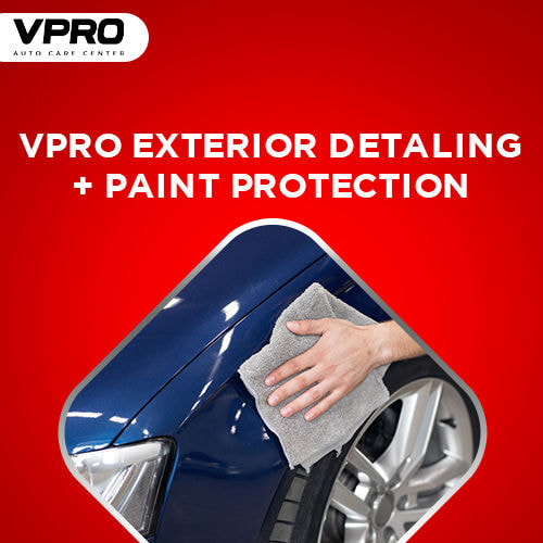 VPRO Exterior Detaling + Paint Protection