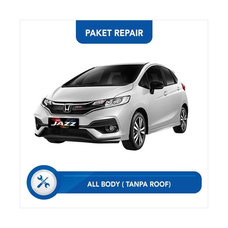 Subur OTO Paket Jasa Reparasi & Cat Mobil for Honda Jazz [All Body Tanpa Roof]