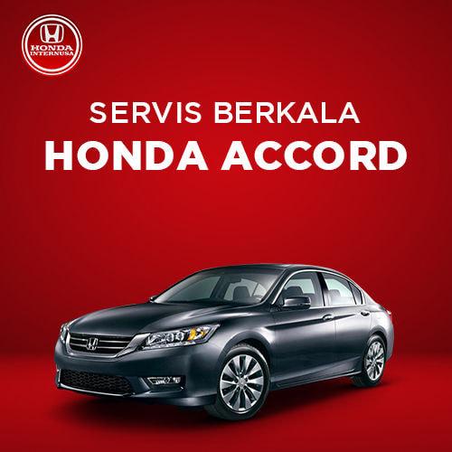 Servis Berkala Honda Accord