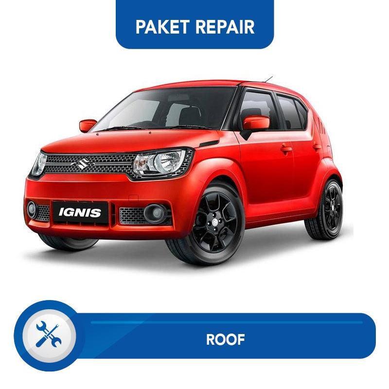 Subur OTO Paket Jasa Reparasi Ringan & Cat Roof Mobil for Suzuki Ignis