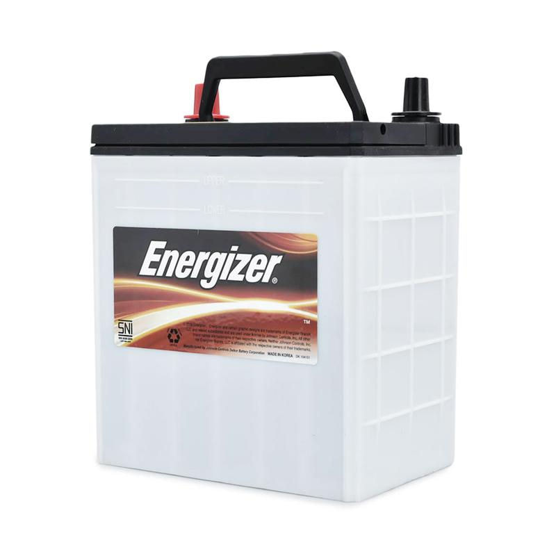 Aki Mobil Kering MF Energizer 36B20L / NS40ZL [GRATIS Kirim Plus Pasang]