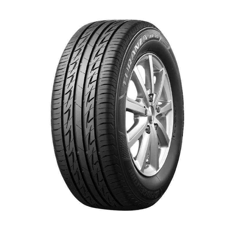 Bridgestone 195/70/R14 Turanza AR20 Ban Mobil [Free Pasang Balance Nitrogen]