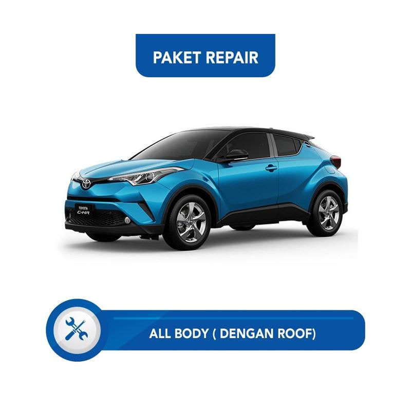 Subur OTO Paket Jasa Reparasi Ringan & Cat All Body Mobil for Toyota CHR