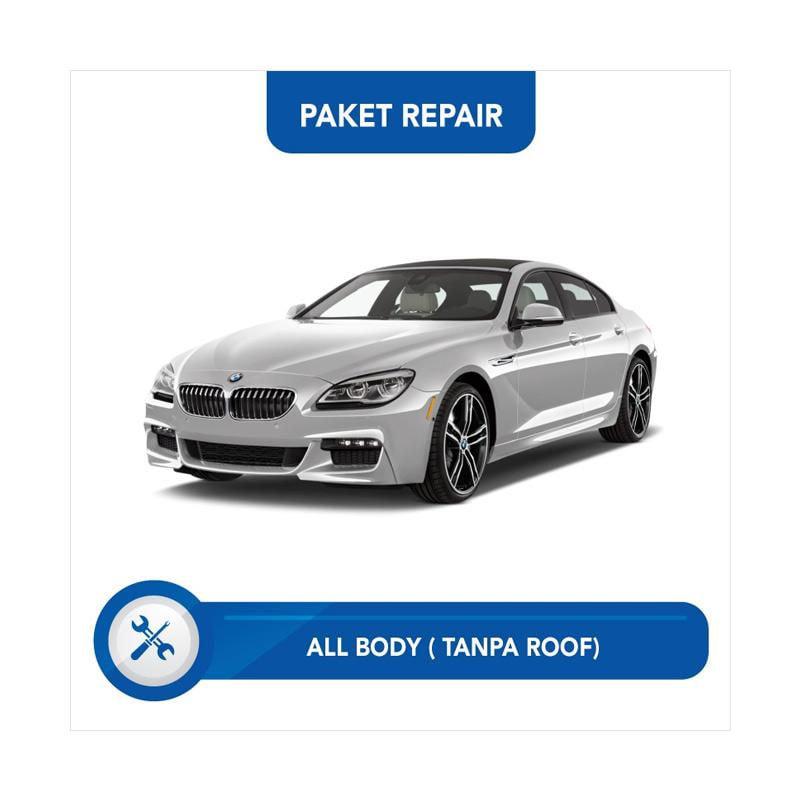Subur OTO Paket Jasa Reparasi & Cat Mobil for BMW 6 Series [All Body Tanpa Roof]