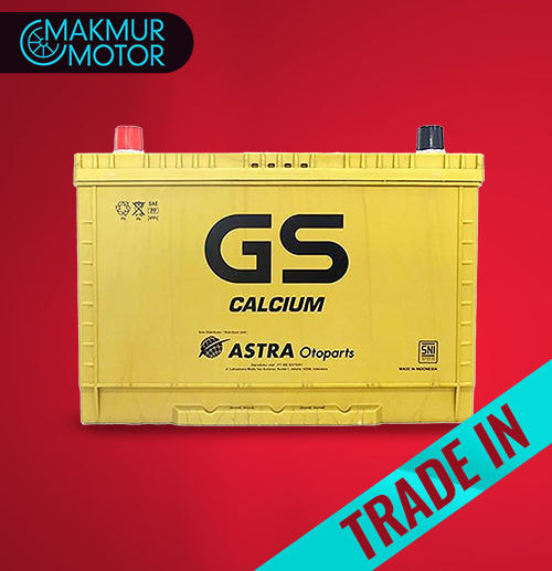 GS ASTRA 105D31L Calcium Gold ( Trade In )