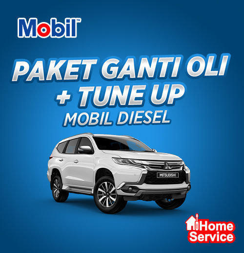 Paket Ganti Oli dan Tune Up Mobil Diesel [Bandung, Surabaya, Sidoarjo]